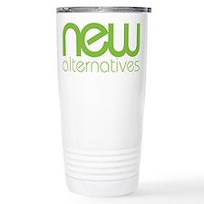 New Alternatives 16 Oz Stainless Steel Travel Mugs