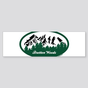 Dartmouth Skiway State Park Sticker (Bumper)