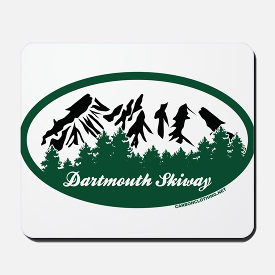Dartmouth Skiway State Park Mousepad