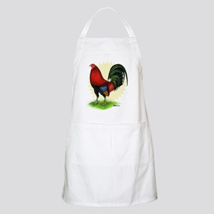 Red Gamecock2 BBQ Apron