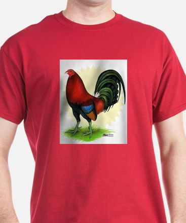 Red Gamecock2 T-Shirt
