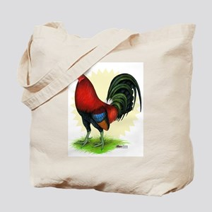 Red Gamecock2 Tote Bag