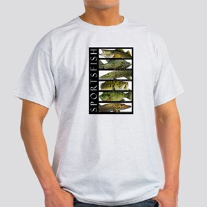 Sports Fish of North America Light T-Shirt