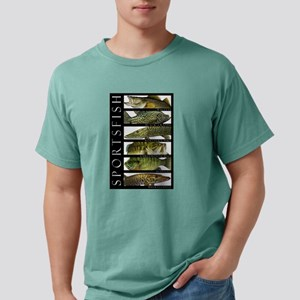 Sports Fish of North Ame Mens Comfort Colors Shirt