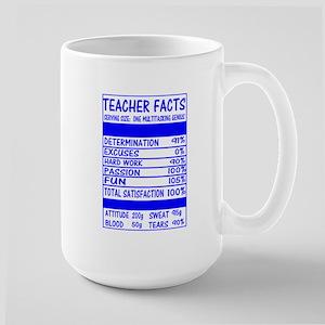 Teacher Facts Mugs