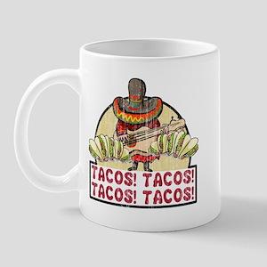 Tacos! Tacos! Tacos! Tacos! Mug