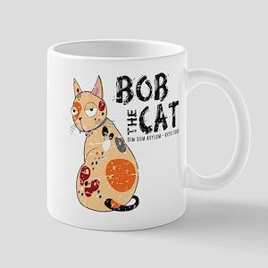 Bob The Cat 11 oz Ceramic Mug