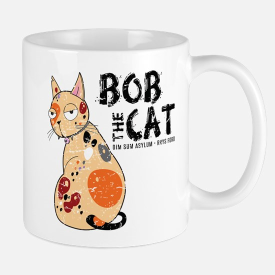Bob The Cat Small Mug