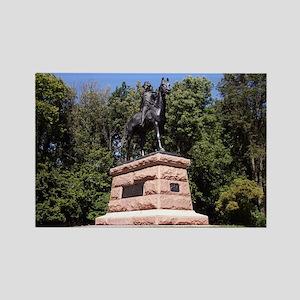 General Anthony Wayne Monument Magnets
