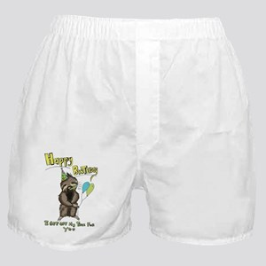 Happy Birthday Sloth Boxer Shorts