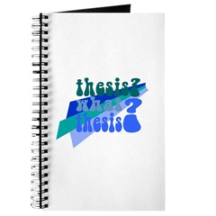 What Thesis? Journal