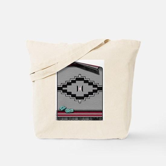 Navajo Rug Tote Bag