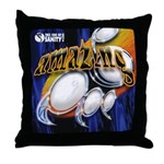 Amazing T.S.O.S. Throw Pillow