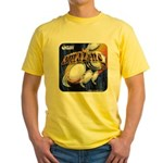 Amazing T.S.O.S. Yellow T-Shirt