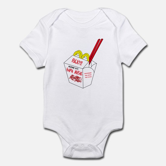 Hapa Infant Bodysuit