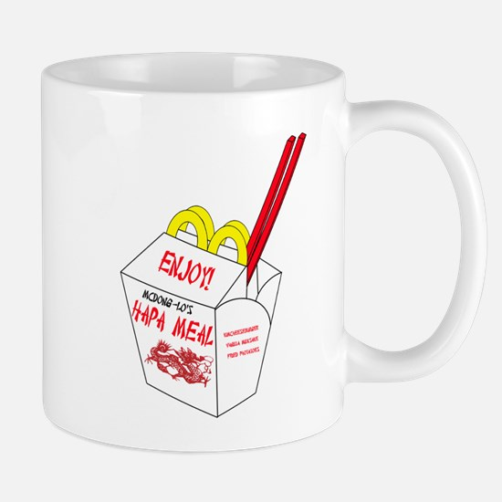 Hapa  Mug
