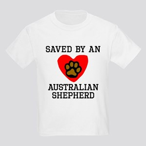 Saved By An Australian Shepherd T-Shirt