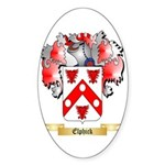 Elphick Sticker (Oval)