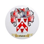 Elphick Ornament (Round)