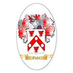 Elphic Sticker (Oval 10 pk)