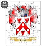 Elphic Puzzle