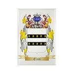 Elms Rectangle Magnet (100 pack)