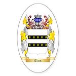 Elms Sticker (Oval 50 pk)