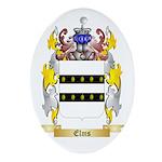 Elms Ornament (Oval)