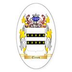 Elmes Sticker (Oval)