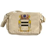 Elmes Messenger Bag