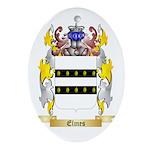 Elmes Ornament (Oval)