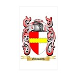 Ellsworth Sticker (Rectangle 10 pk)