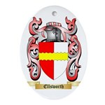 Ellsworth Ornament (Oval)