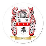 Ellot Round Car Magnet