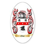 Ellot Sticker (Oval 10 pk)