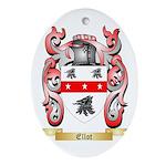 Ellot Ornament (Oval)