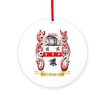 Ellot Ornament (Round)