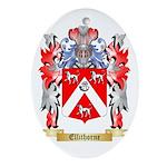 Ellithorne Ornament (Oval)