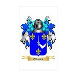 Ellissen Sticker (Rectangle 50 pk)