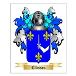 Ellissen Small Poster