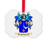 Ellissen Picture Ornament