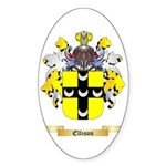 Ellison Sticker (Oval 50 pk)