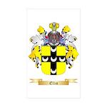 Ellis Sticker (Rectangle 50 pk)