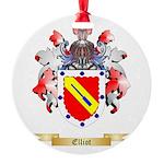 Elliot (Dublin) Round Ornament
