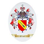 Elliot (Dublin) Ornament (Oval)