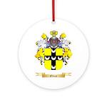 Ellice Ornament (Round)