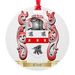 Ellett Round Ornament