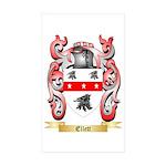 Ellett Sticker (Rectangle 50 pk)