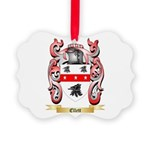 Ellett Picture Ornament