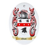 Ellett Ornament (Oval)